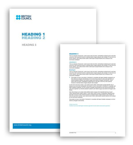 User Manual Template For Word - Invitation Templates - corporate - sample training manual