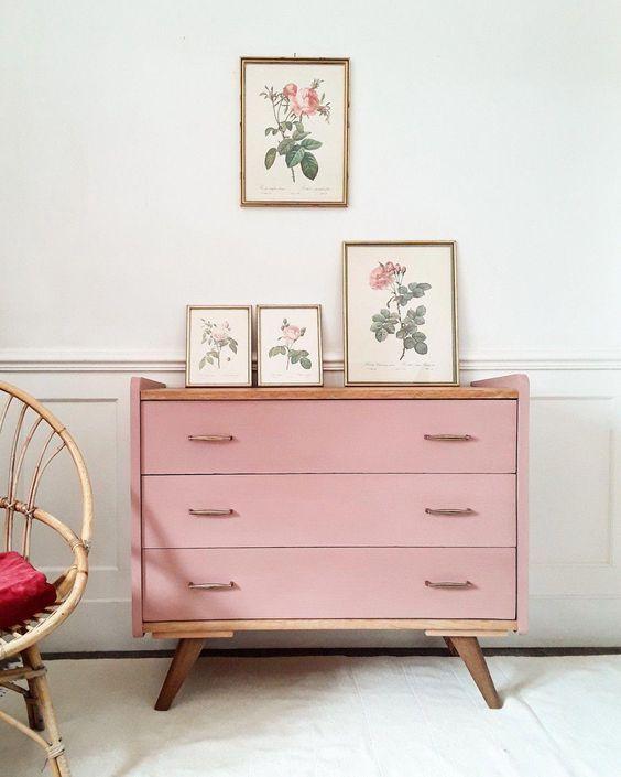 Deco Tendance Et De Seconde Main L Upcycling Relooking De Mobilier Deco Maison Decoration Chambre