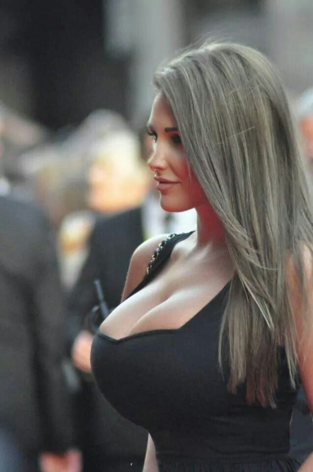 Apologise, but, big busty cleavage something