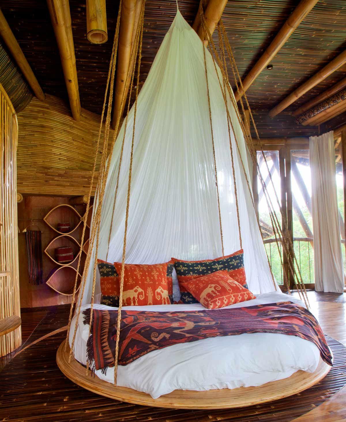 Sharma Springs Residence Ibuku Bamboo House Design Bamboo