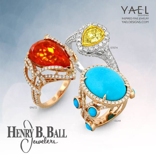 Ring The Bell At Henry B Ball Jewelers To Try Our Ont Fire Opal