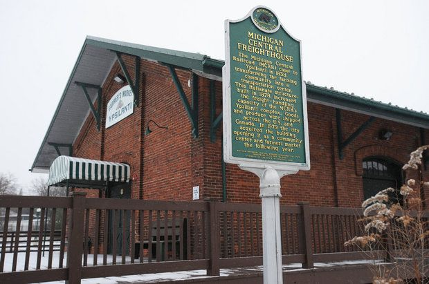 Ypsilanti Freighthouse supporters aim to transform