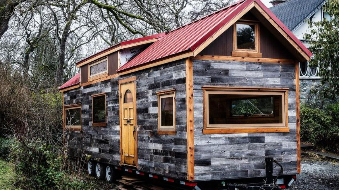 Victoria Family Seeks Home For 350 Sq Ft Tiny House