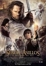 El señor de los anillos III: el retorno del rey (película, 2003). SAGAS.