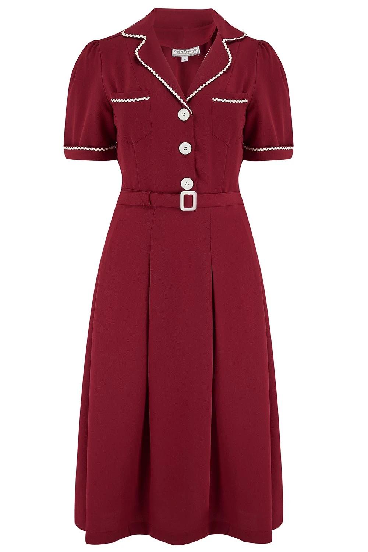 Vintage Inspired Dresses Clothing Uk In 2020 1950s Fashion Dresses Classy Dress Vintage Inspired Dresses