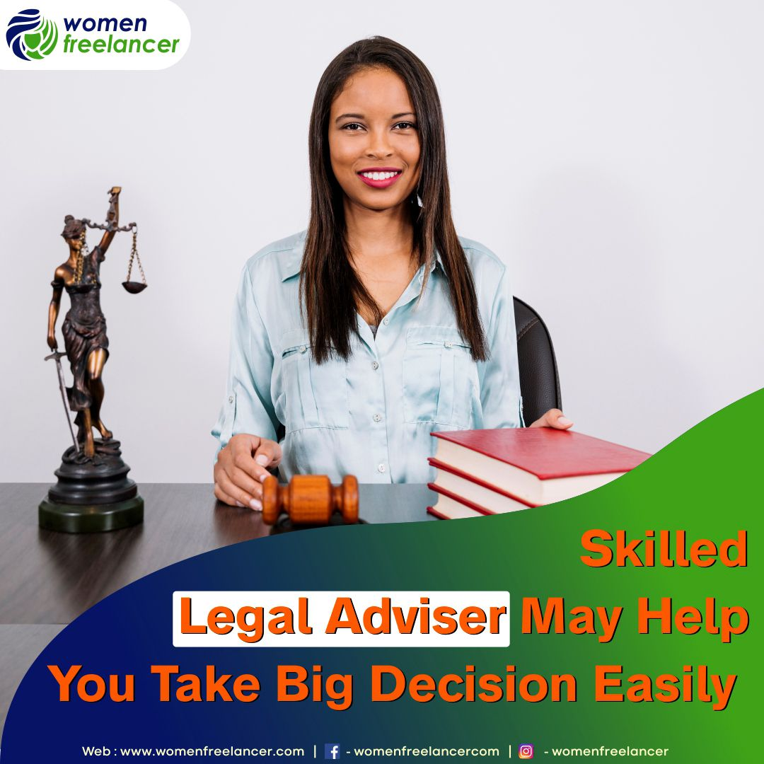 Hire A Legal Adviser Legal Advisor Business Law Freelancing Jobs