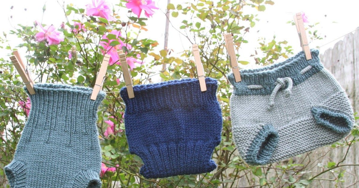 Knitted Wool Soakers | Wool diaper cover, Diy wool, Diaper ...