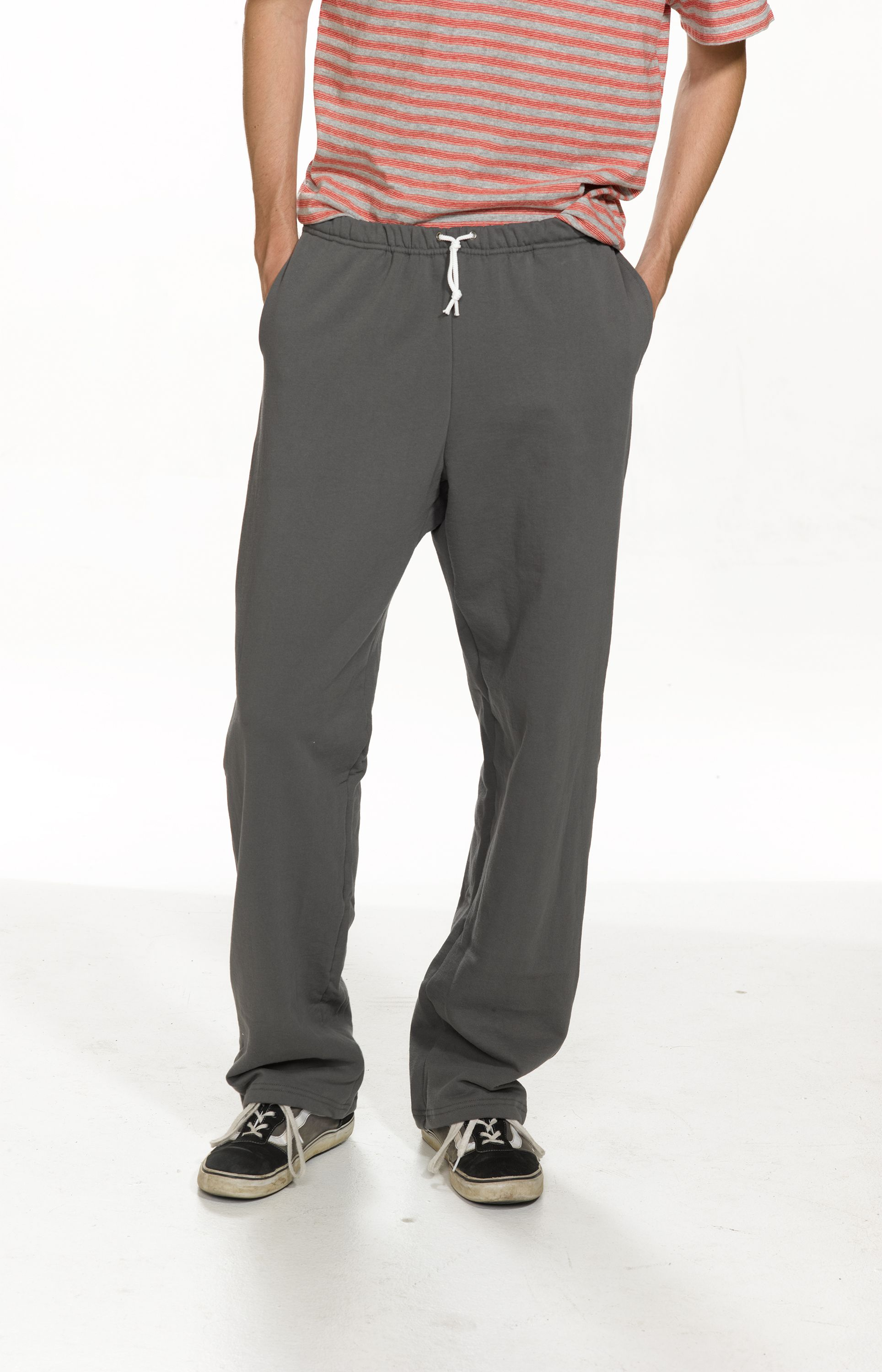 comfortable feel hot-selling fashion really cheap Finally! Cotton sweat pants that fit this tall slim guy ...