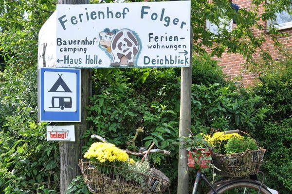 Bauernhof Camping Bei Busum An Der Nordsee Ferienhof Folger Hedwigenkoog Bauernhof Nordsee Camping Urlaub Im Wohnmobil