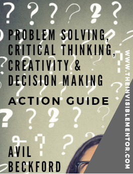Problem Solving Critical Thinking Creativity Decision Making