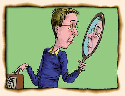 O medo anda à volta do ego. A partir do momento em que faço um trabalho de me desligar do que é o meu ego e me ver de fora - procurar sair da equação; o medo desaparece! O grande obstáculo à ultrapassagem dos medos que nós temos é o ego. Sempre o ego: http://goo.gl/OIZdxr +info: http://trabalharcom.jmiguelborges.com
