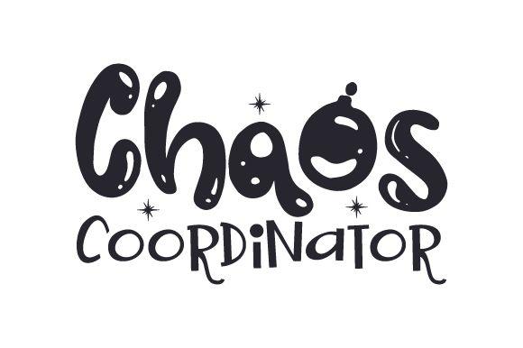 Download Chaos Coordinator   Chaos coordinator, Accounting logo ...