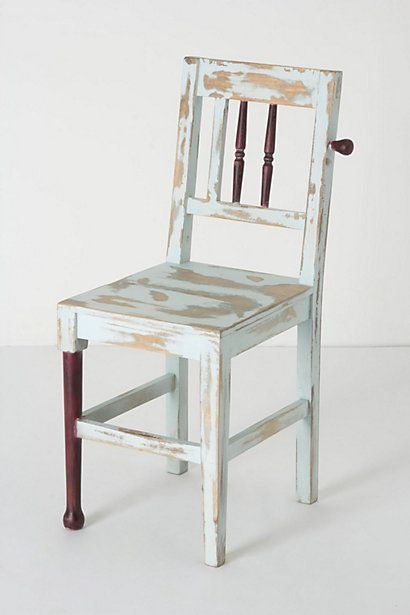 Altered Ego Chair, Spindles. #anthropologie