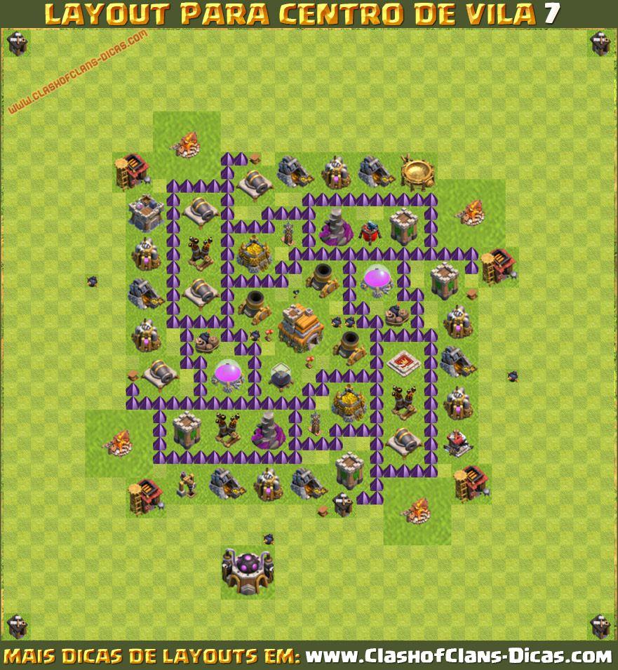 resultado de imagem para cv clash of clans 7 clash of clans all