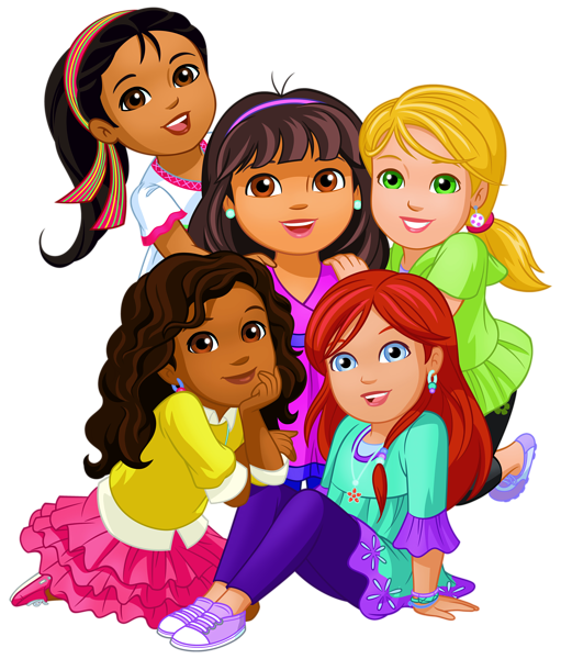 Pin By Kim Heiser On Girl Boy Clip Dora Friends Dora The