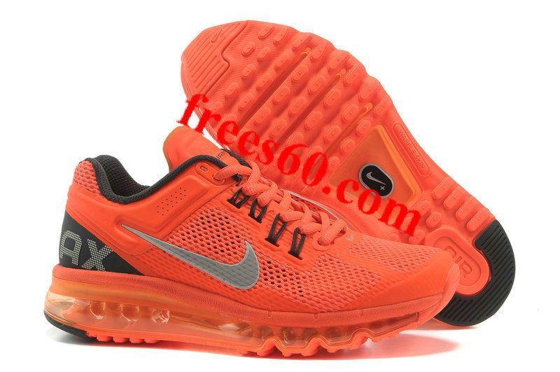 Nike Air Max 2013 Red Black White