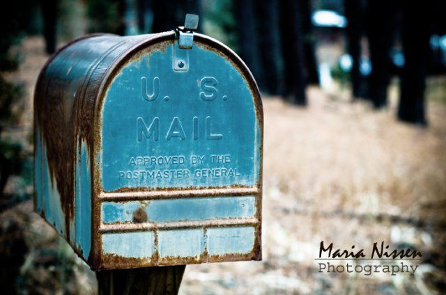 *LOVE*LOVE*LOVE*...gonna move to the country and paint my mailbox blue