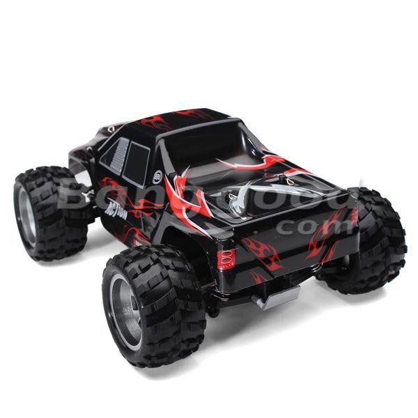 Wltoys A979 1/18 2.4GHz 4WD Monster Truck - US$57.89