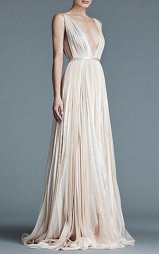 J Mendel The Kaia Modern Wedding Dress Wedding Dresses
