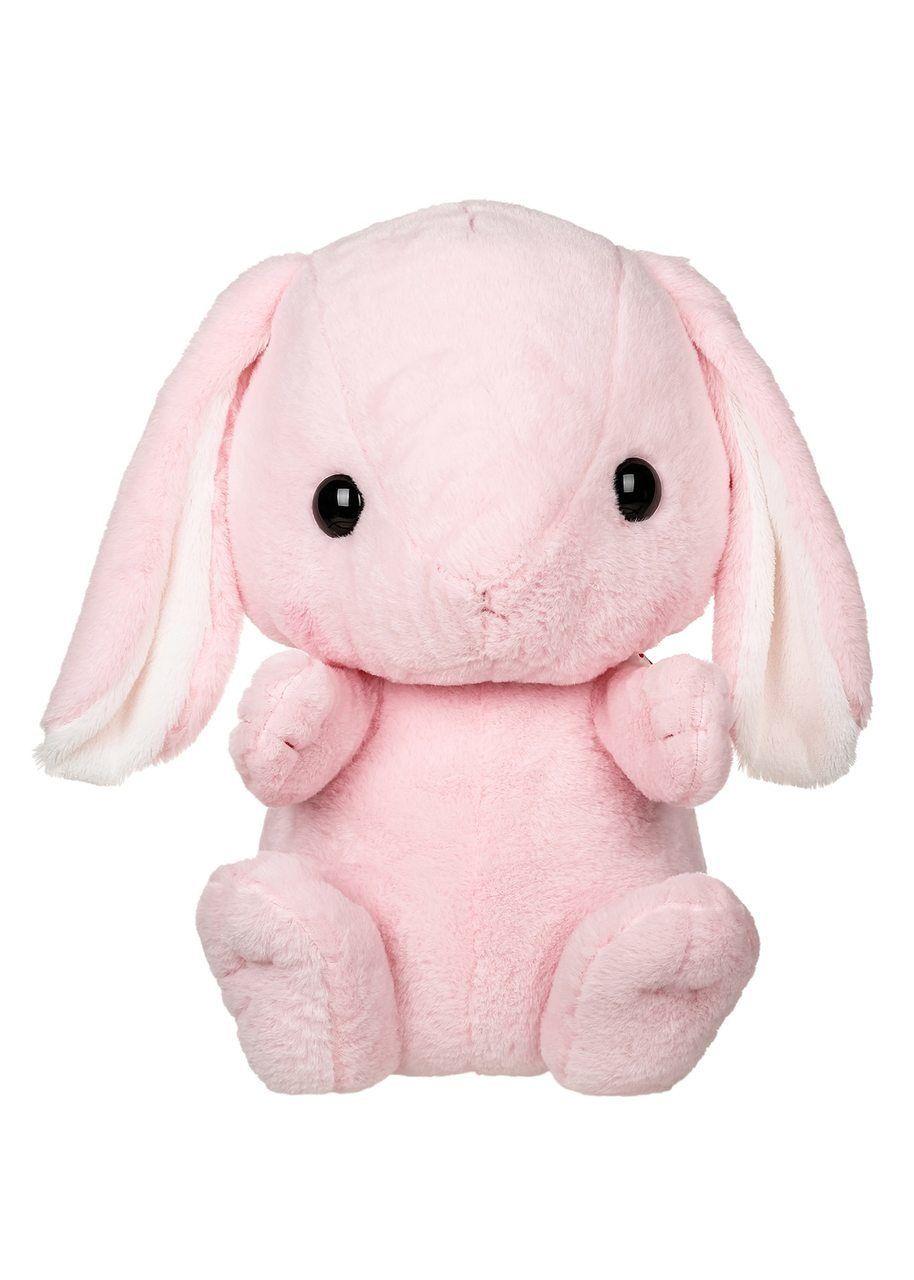 Amuse Bunny Pink Plush Keychain | jellybeet #bunnyplush