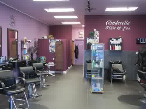 Grey And Lavender Color Scheme Of Salon Designs Google Search