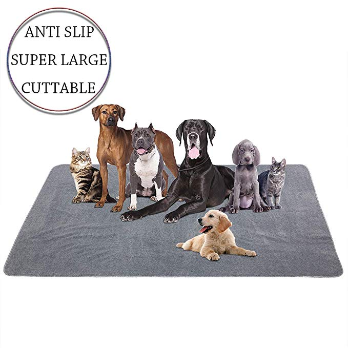Amazon Com Yangbaga Newest Extra Large Pee Pads For Dogs 72 5 44 Non Slip Dog Pee Pads For Large Dogs And Multiple Dogs With Dog Pee Pads Dog Pee Dog Pads