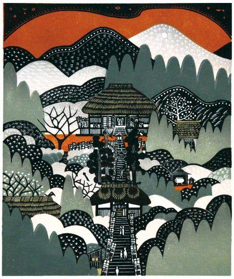 Ray Morimura, Kamakura Sugimotodera on ArtStack #ray-morimura #art