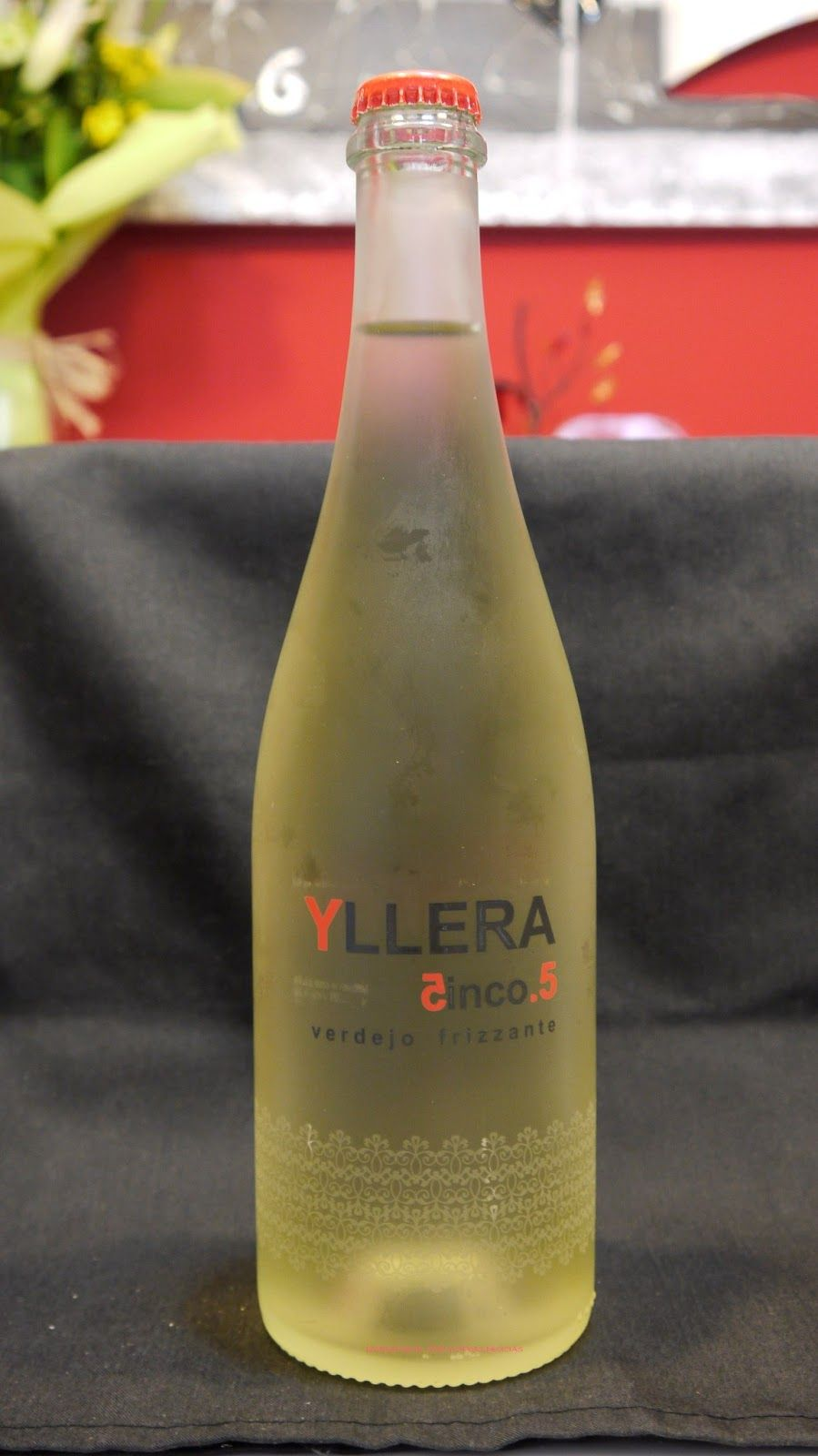 Yllera 5inco 5 Verdejo Frizzante Vinos Vino