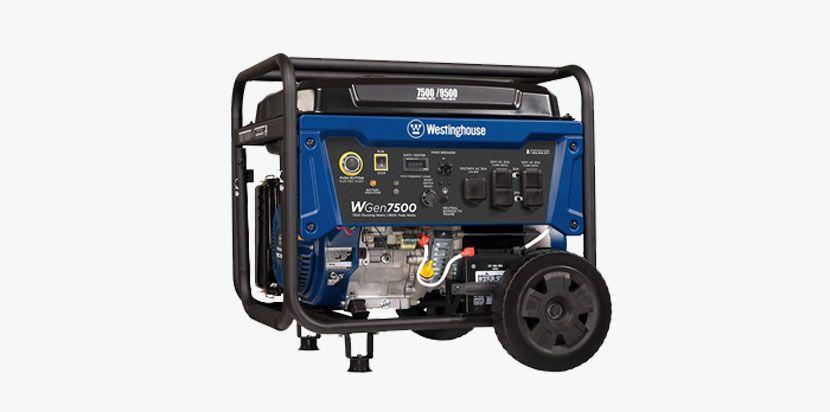 Westinghouse WGen7500 Generator Review | Power Tools | Best