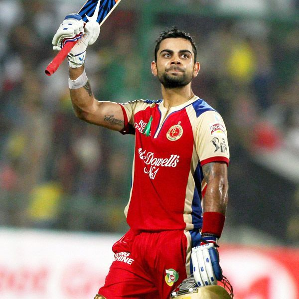 Ipl Fever Is On The Star Of Banglore Royal Challengers