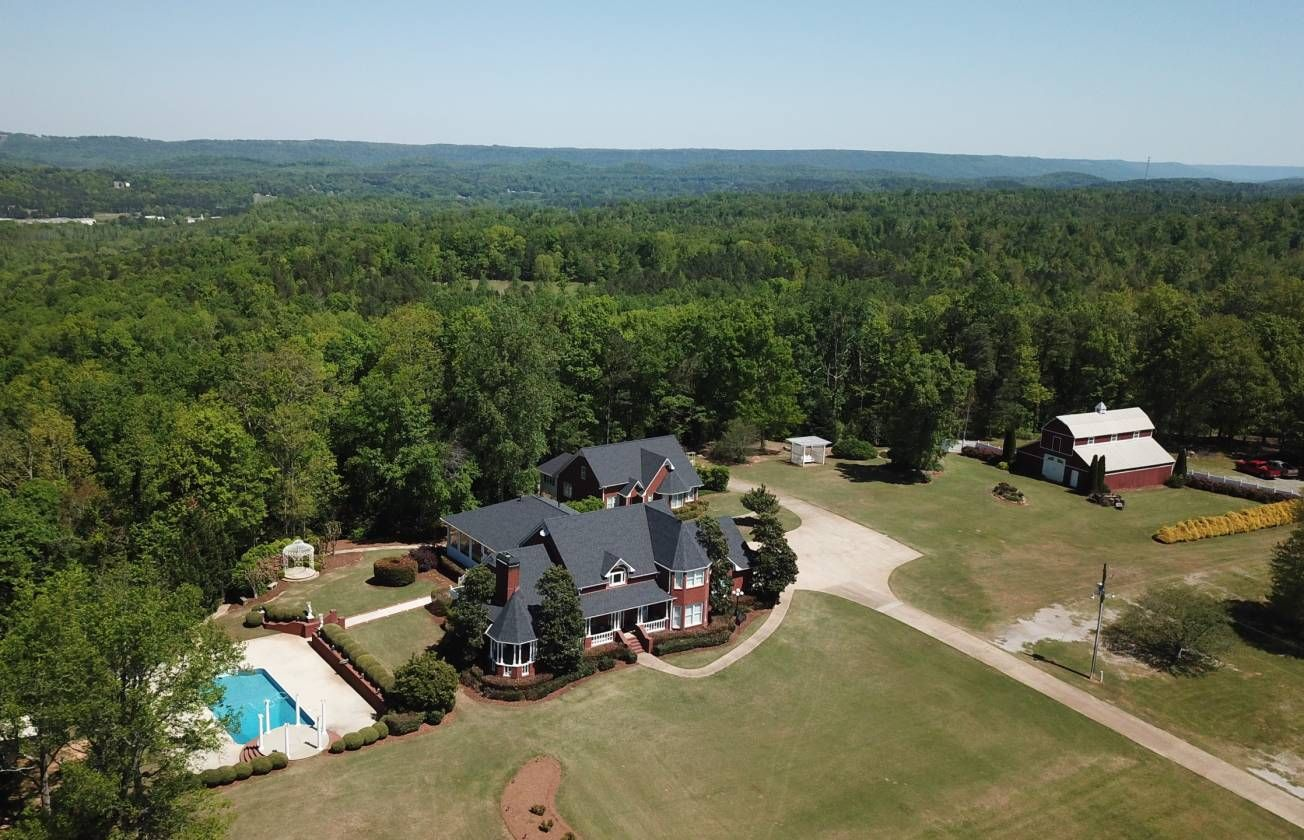 Equestrian Estate For Sale In St Clair County , Alabama