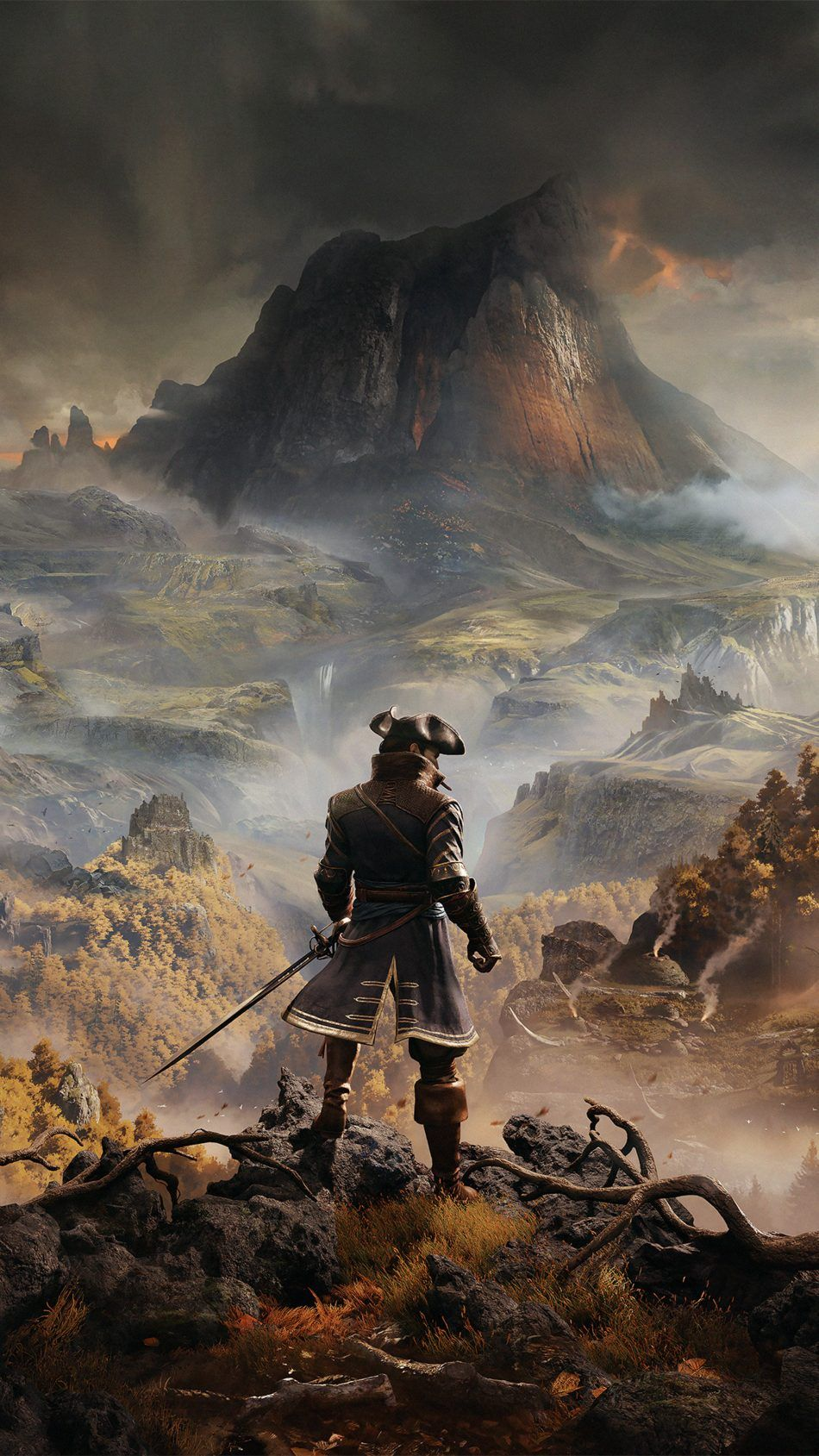 Greedfall Video Game 4k Ultra Hd Mobile Wallpaper Gaming Wallpapers Hd Gaming Wallpapers Overwatch Wallpapers