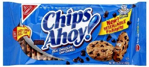 FACEBOOK COUPON $$ Save $1/1 Chip Ahoy Cookies!