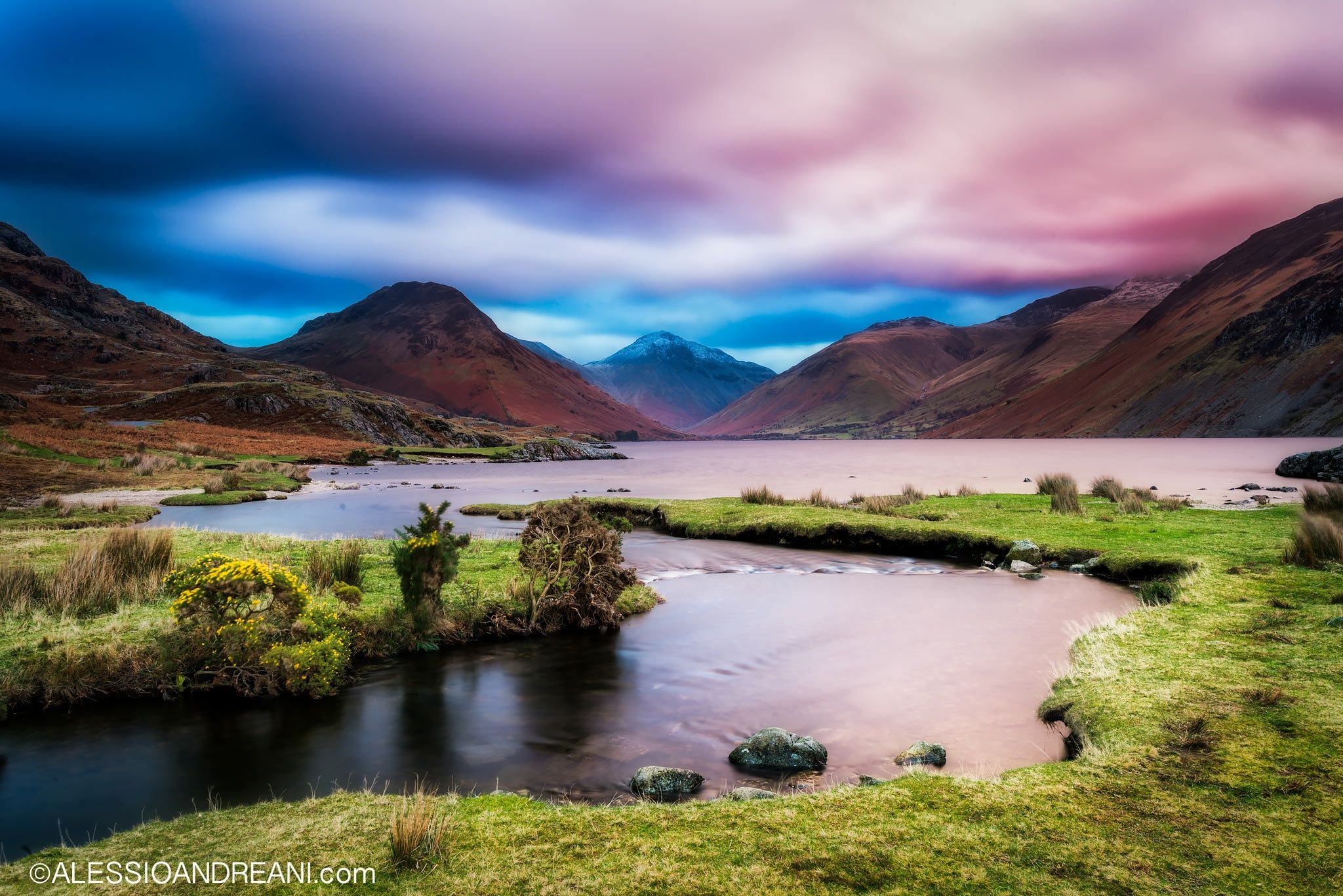 Lake District National Park By Alessio Andreani On 500px