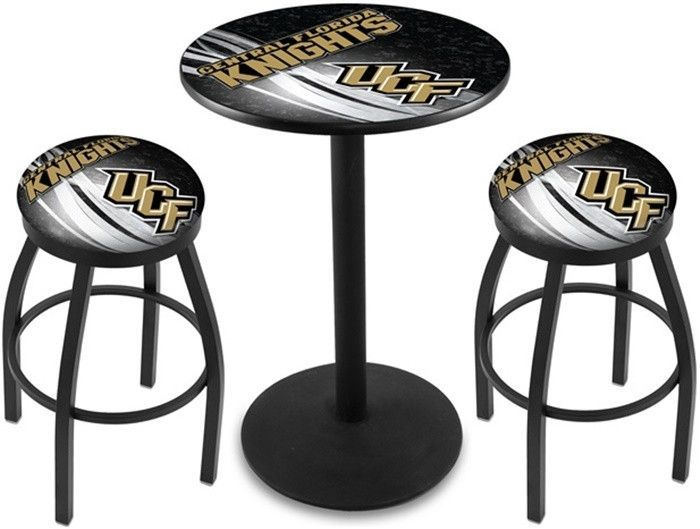 Ucf Knights Black Pub Table Pub Table Sets Georgia 400 x 300