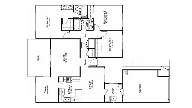 Pin By Samantha Senesaynho On Places To Visit Lincoln Military Housing Military Housing Floor Plans