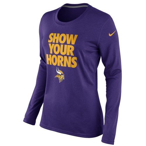 Minnesota Vikings - Show Your Horns