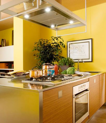 In cucina scegli il giallo | Decoration | Pinterest | Feng shui ...