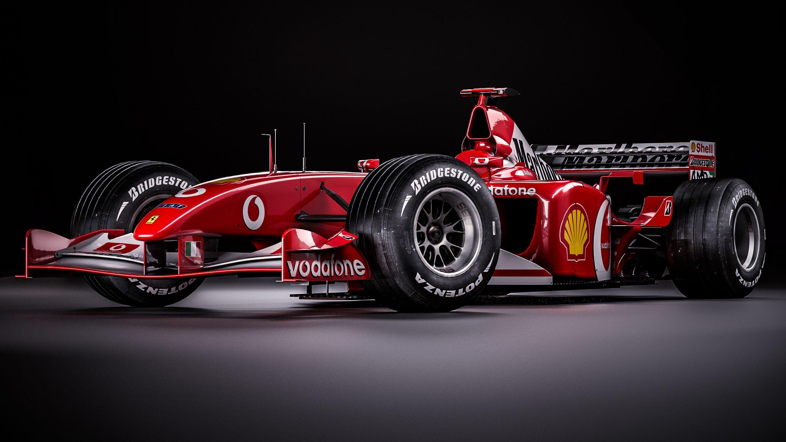 Ferrari F2002 Michael Schumacher by nancorocks