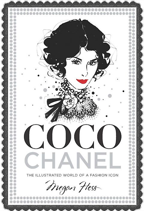 The Best Fashion Coffee Table Books Coco Chanel Books Chanel Book Fashion Illustration Chanel