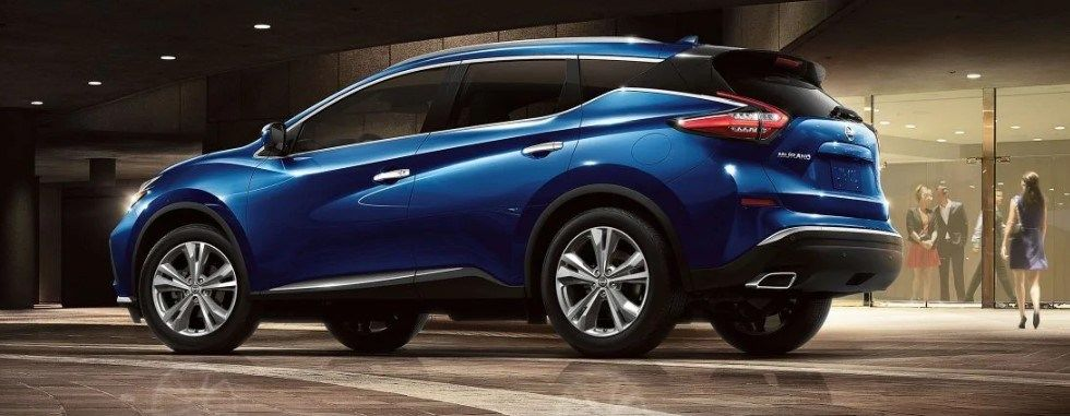 2020 Nissan Murano Powered With Hybrid Suvtodrive Com Nissan