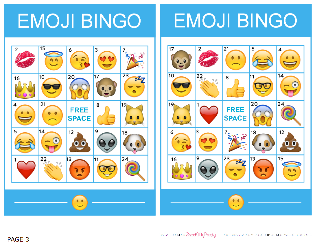 Pin By Crafty Annabelle On Emoji Printables