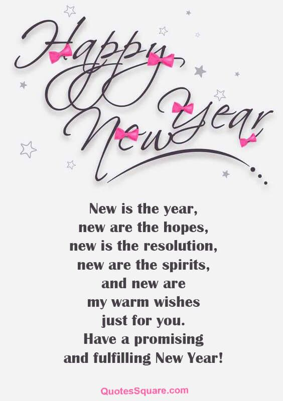 55 Short New Year 2020 Messages in 140 Characters Twitter