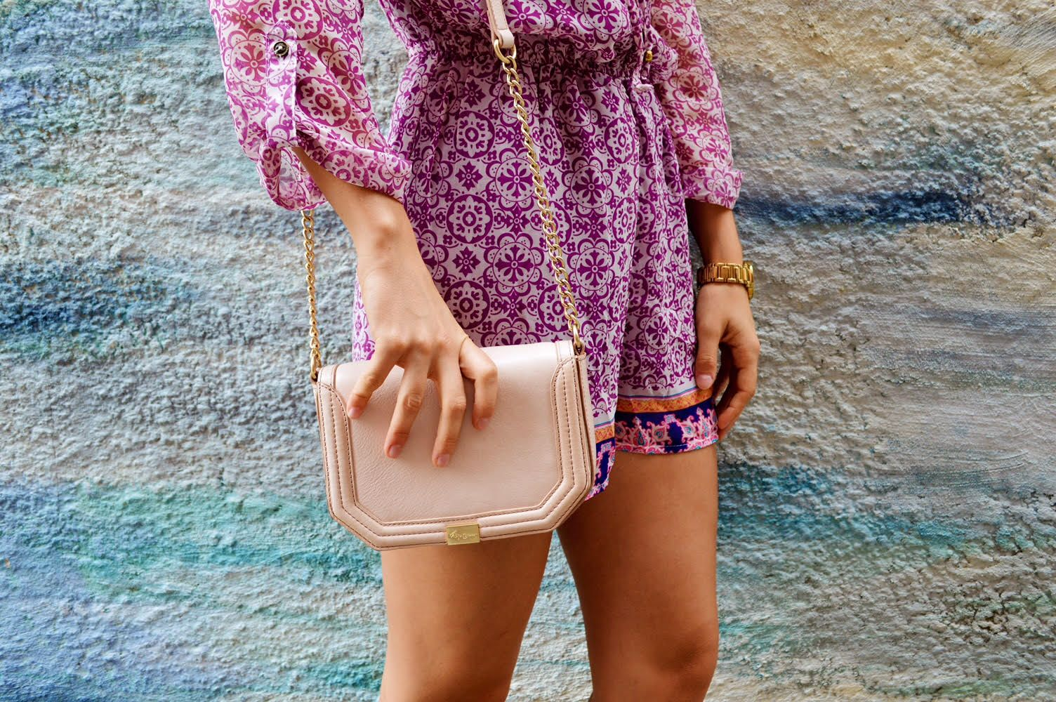 A stylish romper with great details for under $30!!