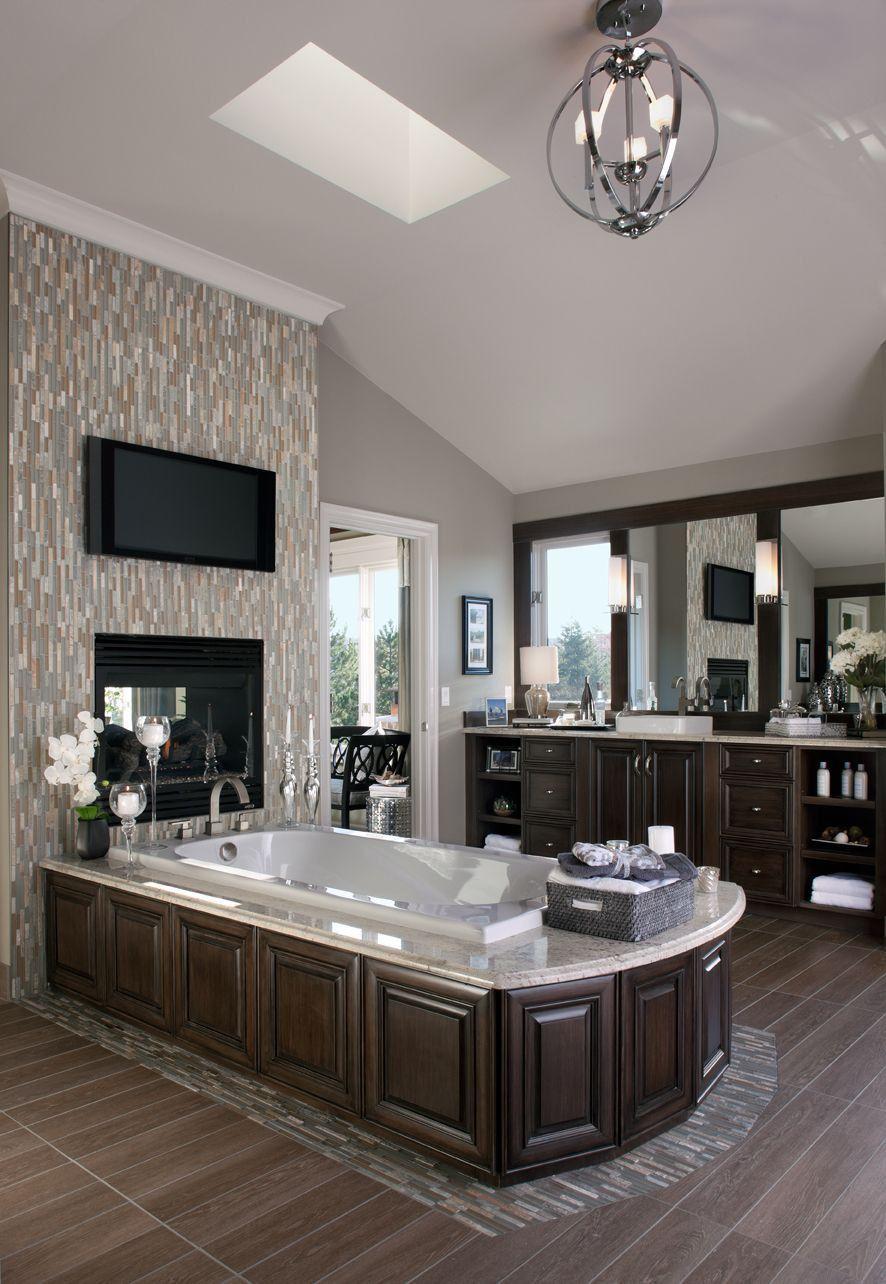 Amazing Bathroom #bathroom #modern #tub