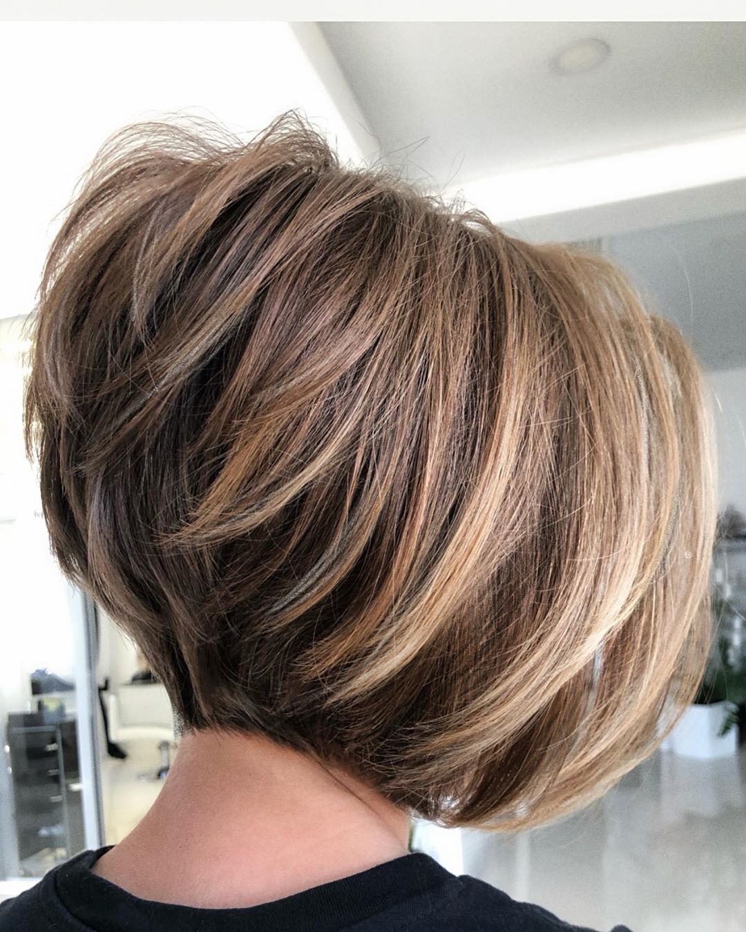 50 Inverted Bob Haircuts Women Are Asking For in 2