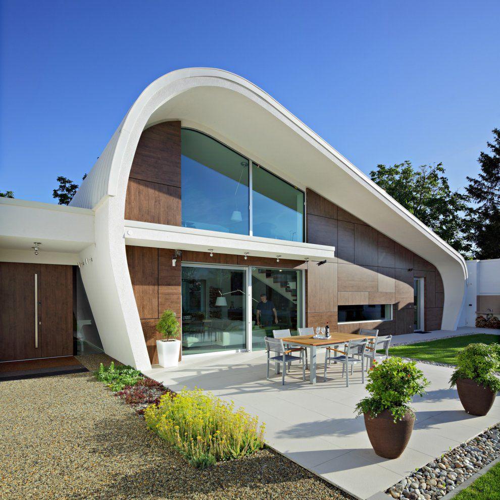 House in Osijek, Croatia by Helena Alfirevic Arbutina Architecture