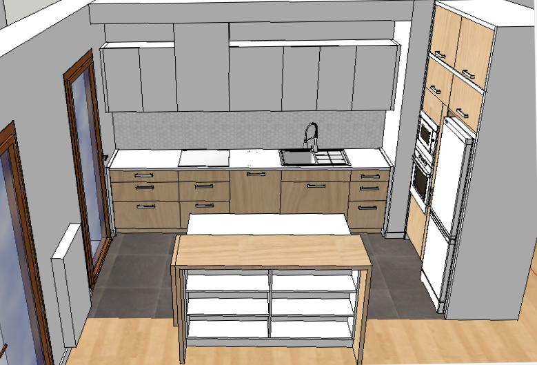 Kuchnia Z Ikea Home Decor Loft Bed Sweet Home