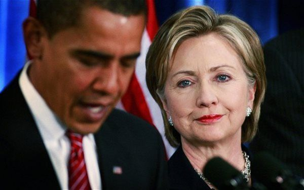 Image: Hilary Contradicts Obama: ISIS Can't Be Contained, Must Be Defeated