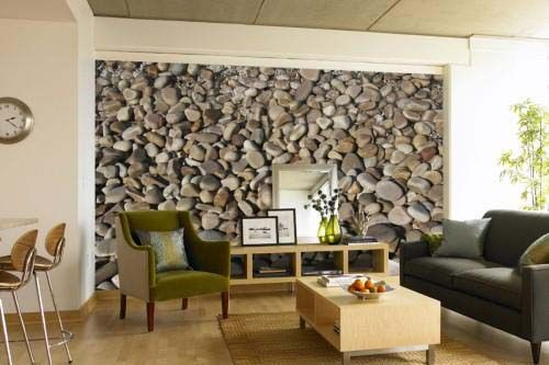 I Like This 13 Easy And Low Price Range Accent Wall Ideas For Your Living
